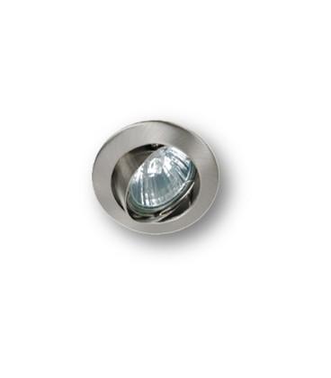 spot encastr basculant guernesey alu bross gu 10 prolamp. Black Bedroom Furniture Sets. Home Design Ideas
