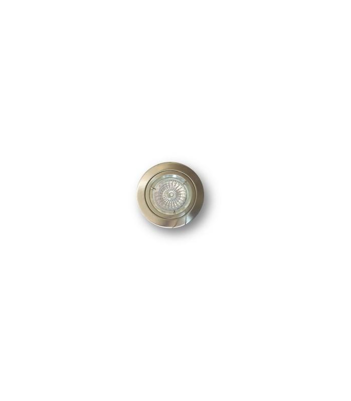 spot encastr sein fixe tbt laiton vieilli gu 5 3 prolamp. Black Bedroom Furniture Sets. Home Design Ideas