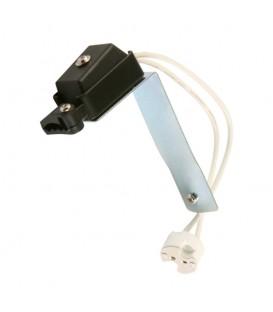 Douille GU5.3 + Cable10 cm + Distance bar