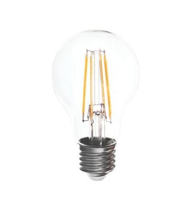 Lampe LED à filaments - E27 6W